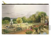 The Parterre Harewood House Near Leeds Carry-all Pouch