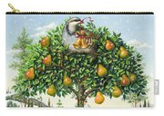 The Partridge In A Pear Tree Carry-all Pouch