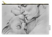 Passion Of The Kiss Carry-all Pouch
