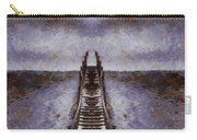 The Path To Heaven Carry-all Pouch by Dan Sproul