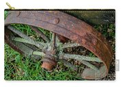 The Patina Of Time Carry-all Pouch