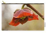 The Paw Paw Bloom Carry-all Pouch