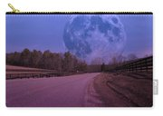 The Peace Moon  Carry-all Pouch by Betsy Knapp