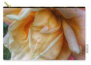 The Peach Rose Carry-all Pouch