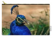 The Peacock Carry-all Pouch