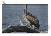 The Pelican Pose Carry-all Pouch