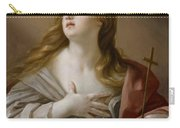 The Penitent Magdalene Carry-all Pouch by Guido Reni