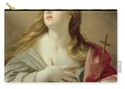 The Penitent Magdalene Carry-all Pouch