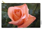 The Perfect Coral Rose Carry-all Pouch
