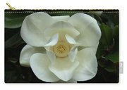 The Perfect Magnolia Bloom Carry-all Pouch