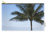 The Perfect Palm Tree - Sunset Beach Oahu Hawaii Carry-all Pouch