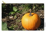 The Perfect Pumpkin In The Patch Carry-all Pouch