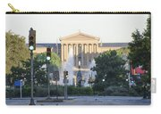 The Philadelphia Art Museum From The Parkway Carry-all Pouch