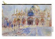 The Piazza San Marco Carry-all Pouch