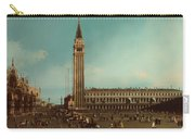 The Piazza San Marco Venice Carry-all Pouch