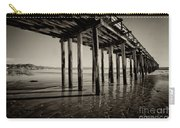 The Pier At Cayucos Carry-all Pouch