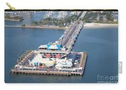 The Pier St Petersburg Florida Carry-all Pouch