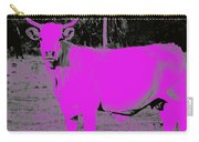 the Pink Cow Carry-all Pouch