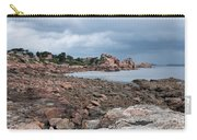 The Pink Granite Coast Brittany Carry-all Pouch