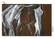 The Pinto Horse Carry-all Pouch