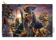 The Pirate Carry-all Pouch by Adrian Chesterman