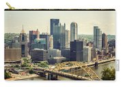 The Pittsburgh Skyline Carry-all Pouch
