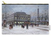 The Place Du Chatelet Paris Carry-all Pouch