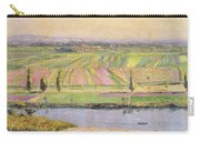 The Plain Of Gennevilliers From The Hills Of Argenteuil Carry-all Pouch