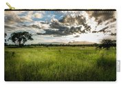 The Plains Of Africa Carry-all Pouch