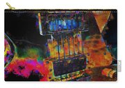 The Player - Guitar Art Carry-all Pouch