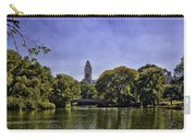 The Pond - Central Park Carry-all Pouch