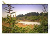 The Pond In The Forest Carry-all Pouch