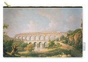The Pont Du Gard, Nimes Carry-all Pouch