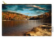 The Pool Below Upper Falls Rumford Maine Carry-all Pouch