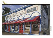 The Popcorn Shop Carry-all Pouch by Dale Kincaid
