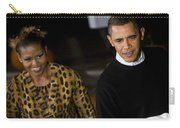 The President And First Lady Carry-all Pouch