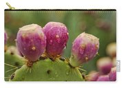 The Prickly Pear  Carry-all Pouch