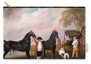 The Prince Of Wales Phaeton Carry-all Pouch