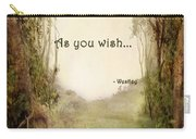 The Princess Bride - As You Wish Carry-all Pouch