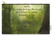 The Princess Bride - Hello Carry-all Pouch