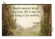 The Princess Bride - True Love Carry-all Pouch