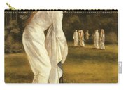 The Princess Tied To A Tree Carry-all Pouch by Sir Edward Coley Burne-Jones