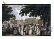 The Promenade In St James Park, C.1796 Carry-all Pouch