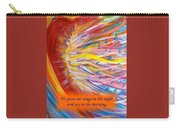 The Prophetic Song Carry-all Pouch