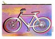 The Psychedelic Bicycle Carry-all Pouch