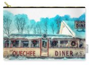The Quechee Diner Vermont Carry-all Pouch