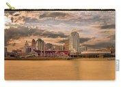 The Queen City Cincinnati Carry-all Pouch