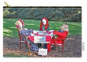 The Quilting Bee Scarecrows Carry-all Pouch