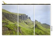 The Quiraing Triptych Carry-all Pouch