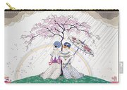 The Rainbow Carry-all Pouch by Georges Barbier